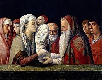 GIOVANNI BELLINI pittore biografia opere sulla Madonna 1  Settemuseit