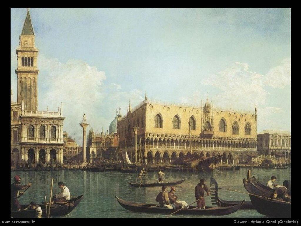 CANALETTO pittore biografia opere pag 1  Settemuseit