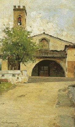 VITTORIO MATTEO CORCOS pittore biografia opere  Settemuseit