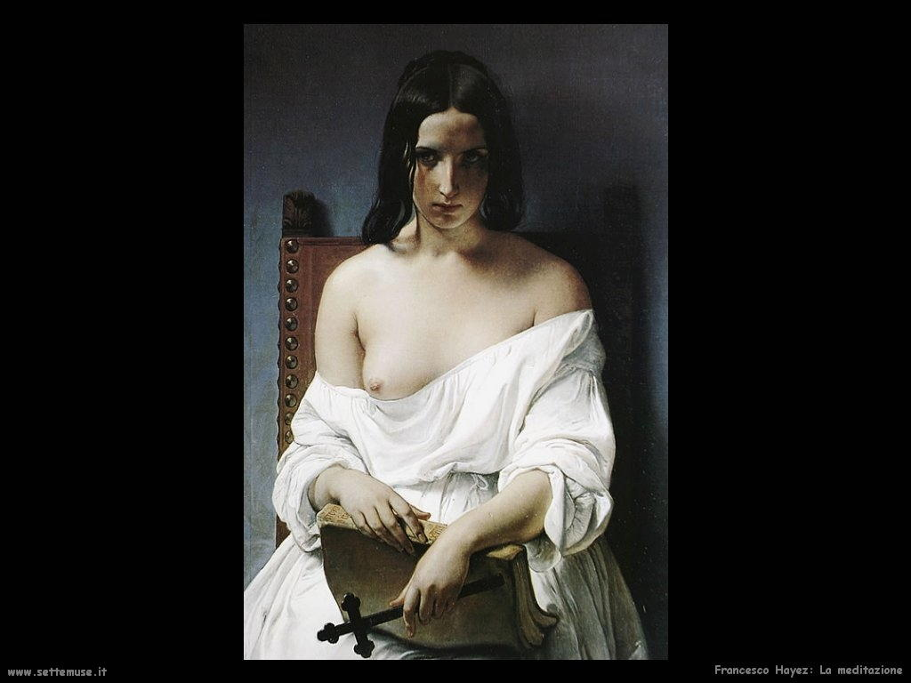 FRANCESCO HAYEZ pittore biografia opere  Settemuseit