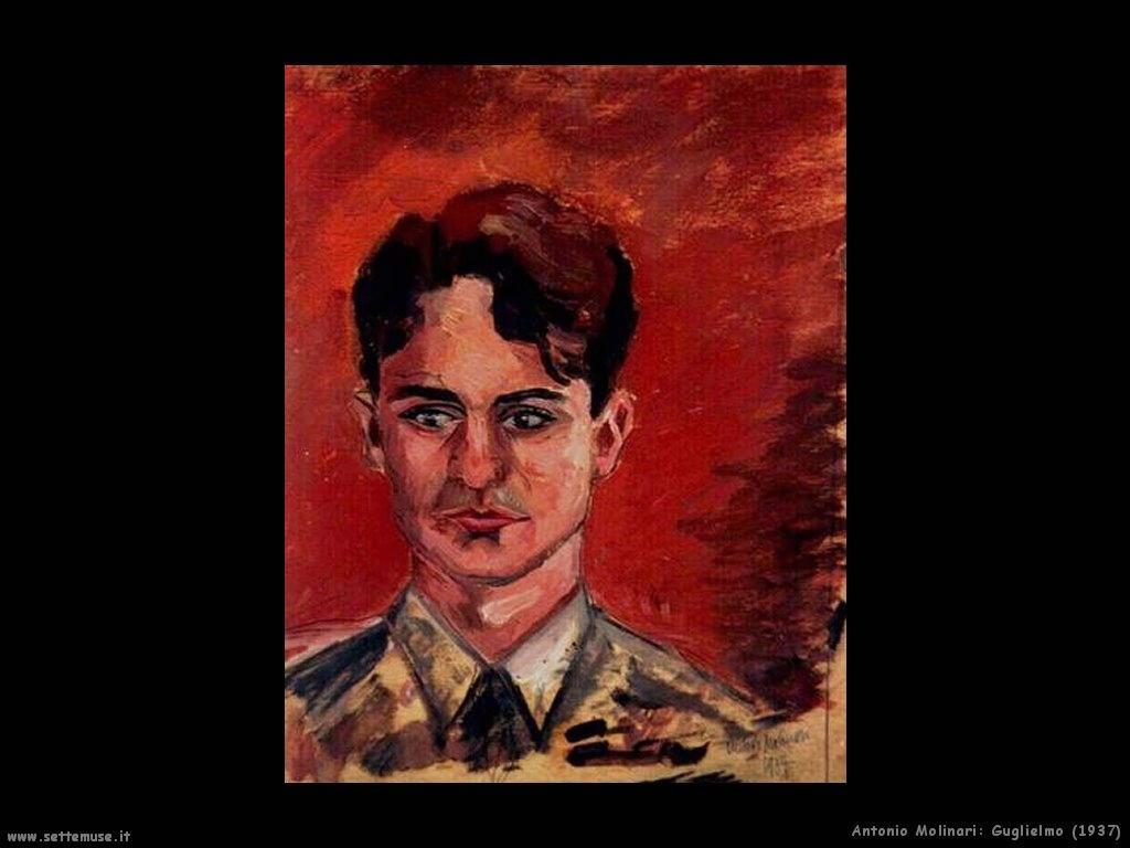 ANTONIO MOLINARI pittore biografia opere  Settemuseit