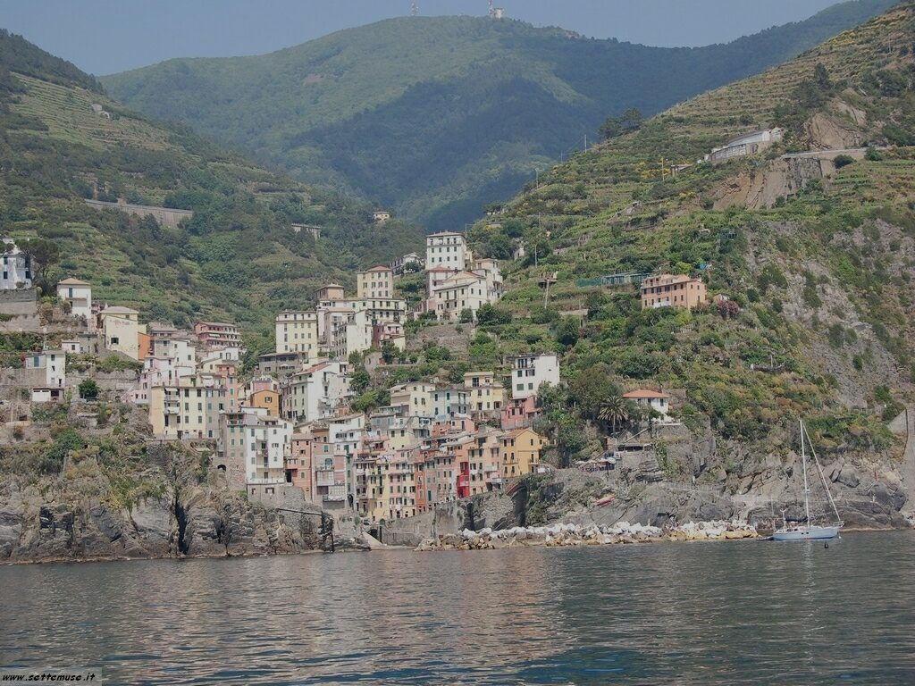 RIOMAGGIORE CINQUETERRE La Spezia come arrivare guida e