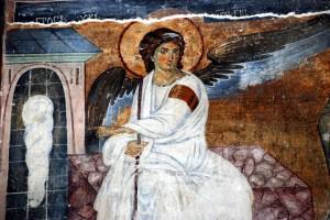 Risultati immagini per angelo resurrezione