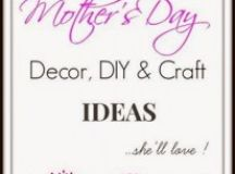 Free Mothers Day Printable Gift Ideas - Setting for Four