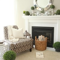 How to Paint Tile - Easy Fireplace Paint Makeover ...