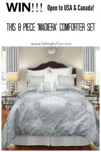 Guest Bedroom Bedding - See the Update! - Setting for Four
