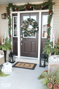 Holiday Cheer Outdoor Christmas Decorations