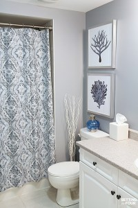 Height Measurements and How To Hang Pictures In A Bathroom ...