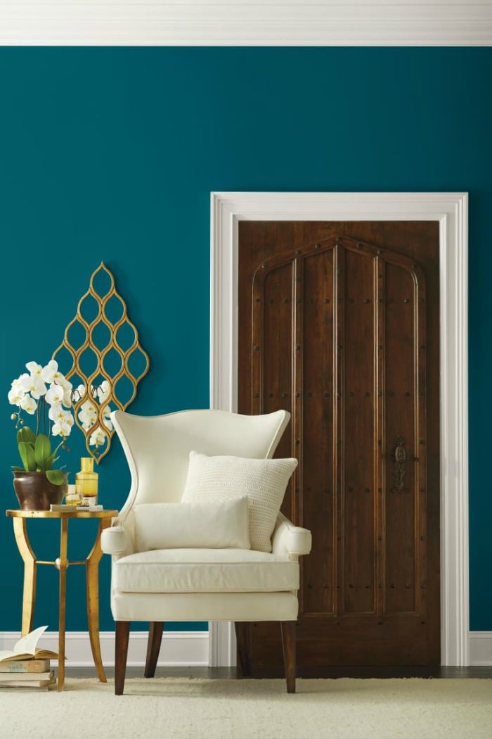 Sherwin Williams Oceanside Color Of The Year 2018