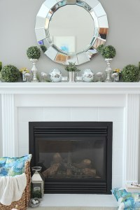 Painting Fireplace Tile - 9 Ways to Update Your Fireplace ...