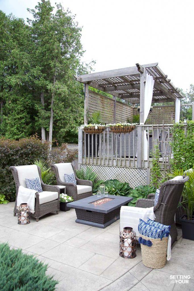 outdoor patio ideas patio furniture