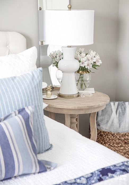 7 Simple Summer Bedroom Decorating Ideas  Setting for Four