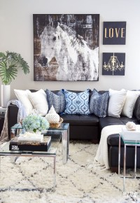 Summer Decor Ideas For Your Entryway And Family Room ...