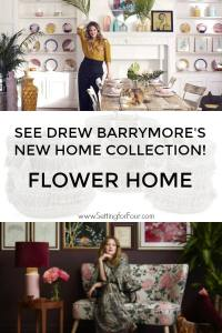 Drew Barrymore's New Home Collection at Walmart called