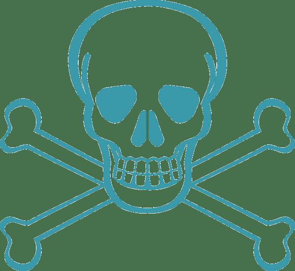 Peligro, gente tóxica