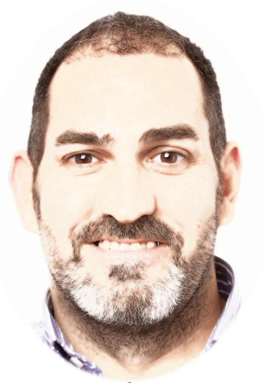Alberto Corbas, coach y fundador de setuelcambio
