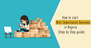How to start Mini Importation Business in Nigeria (Step by Step Guide)
