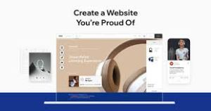 Create website with