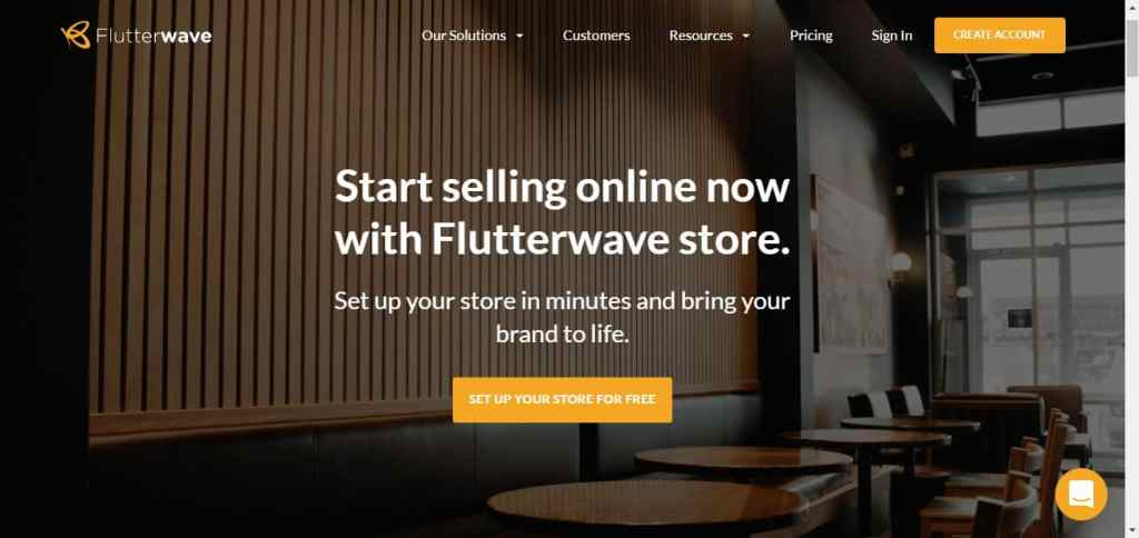 How to sell products on Flutterwave store