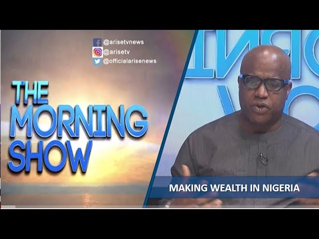 Nigeria, a country to make wealth solving problems