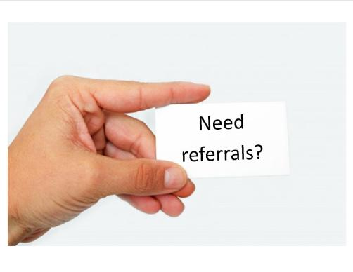 Referral Groups Southeast Texas