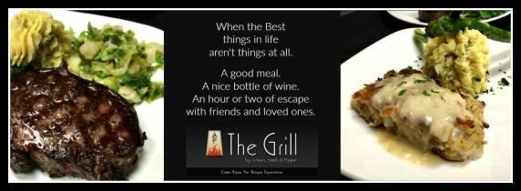 The Grill Beaumont TX, restaurant Beaumont West End, fine dining Beaumont TX, restaurant review Beaumont TX, restaurant recommendation Beaumont TX, caterer Beaumont TX