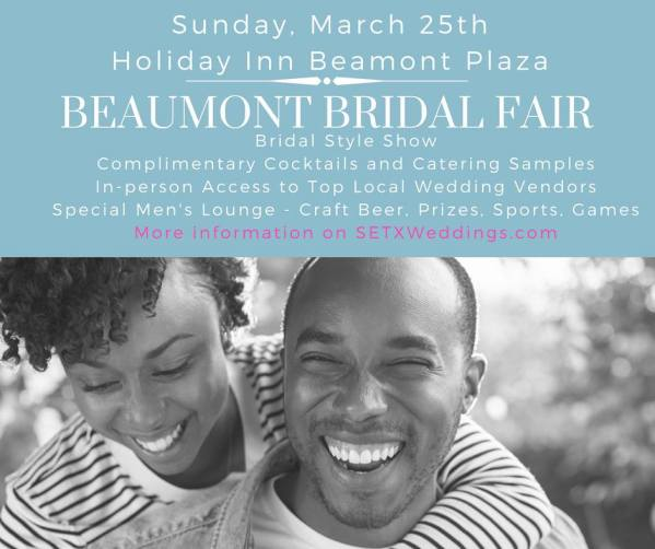 bridal fair Beaumont, bridal fair Southeast Texas, bridal fair SETX, bridal fair Golden Triangle TX, bridal expo Beaumont, bridal show Beaumont, Bridal Traditions Beaumont, bridal extravaganza Beaumont TX