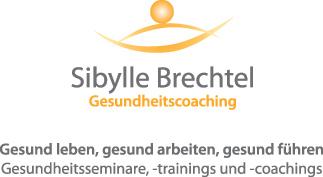 Logo Brechtel Gesundheitscoaching; Wort-Bild-Marke; Referenz