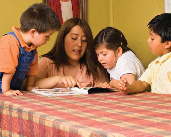Existen en México 11 tipos de familia