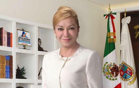 """""""Pinche vieja"""" le dice la Alcaldesa de Atizapán a reportera que le hizo una pregunta que no le gusto"""