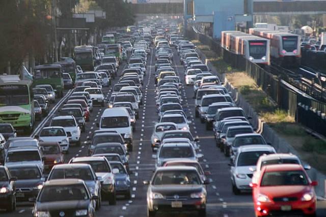Ciudad de México la quinta peor ciudad para manejar según Waze