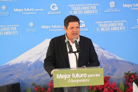 Reconoce Metepec apoyos y acciones de gobiernos federal y estatal para evitar contaminación