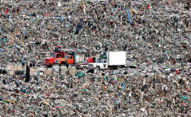 El Estado de México no recibirá más basura de la ciudad de México