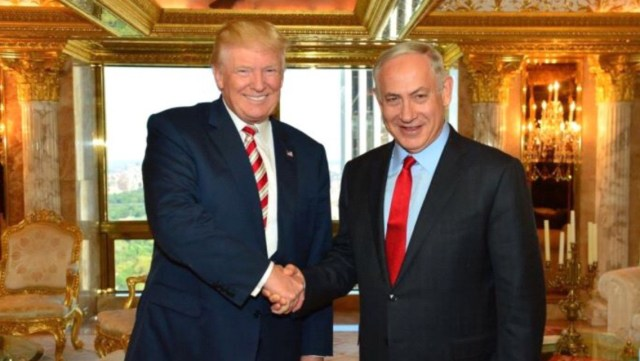 Propone Trump reconocer Jerusalén como capital indivisible de Israel