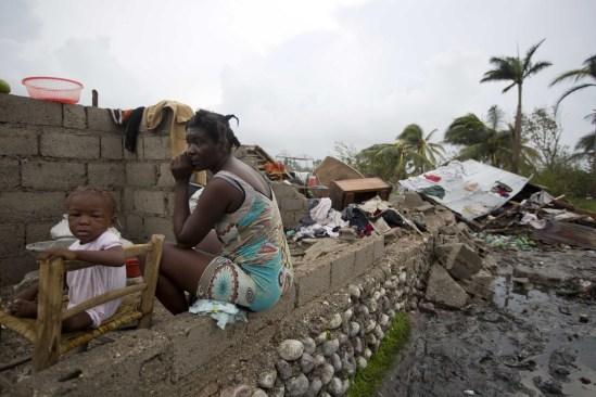 Huracán 'Matthew' deja más de 900 muertos en Haití