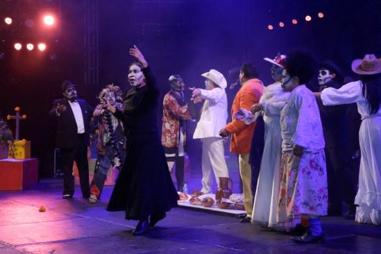 El Fandango de los Muertos, una tradición de 31 años en la  UAEMex
