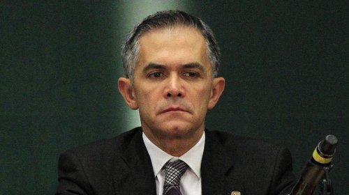 No hay cárteles en la CDMX, es asociación delictuosa: Miguel Ángel Mancera