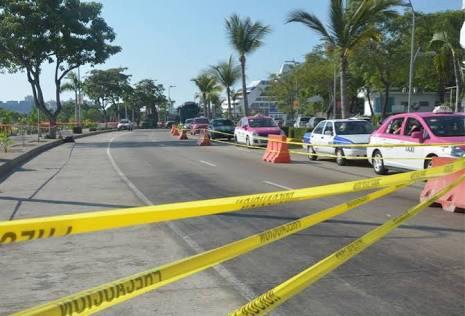 Encuentran tres encajuelados en Acapulco