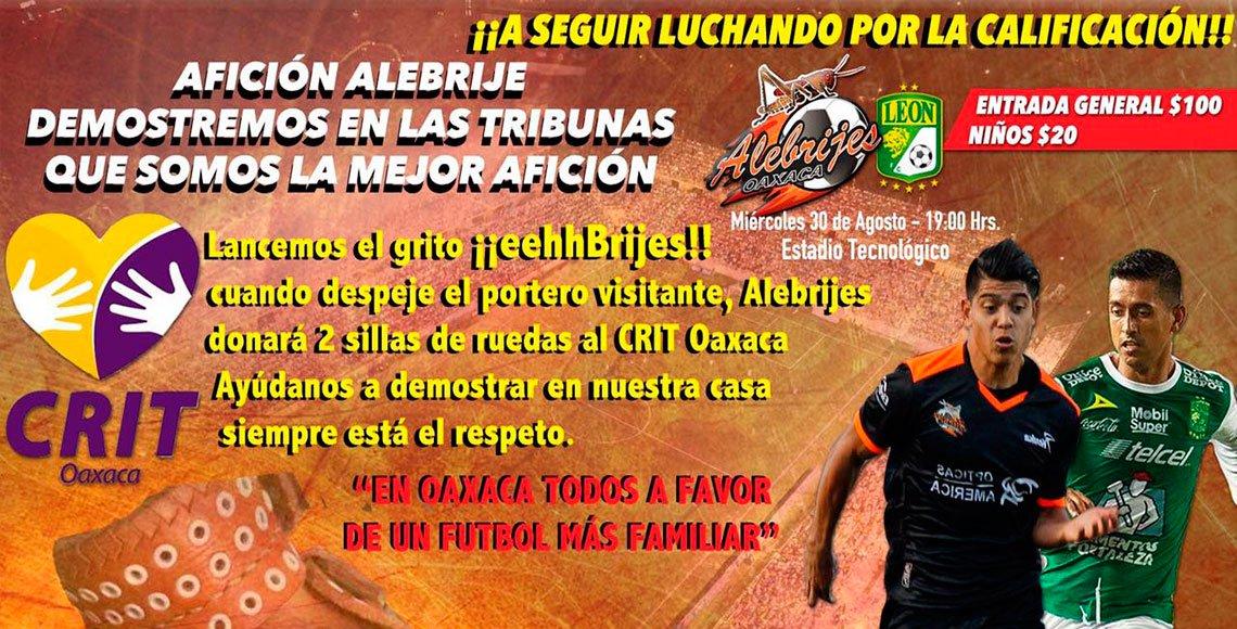 Alebrijes de Oaxaca dominó, pero León tuvo el gol