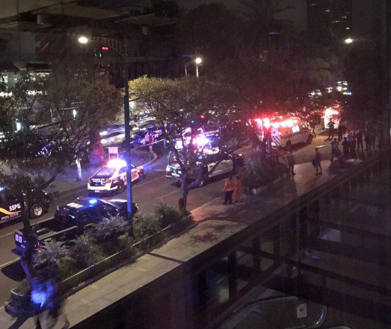 Un muerto y tres heridos en Lomas de Chapultepec tras balacera
