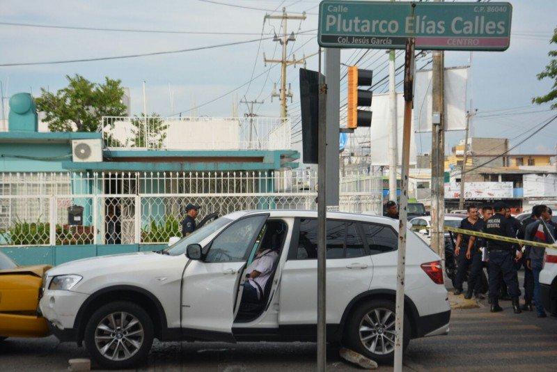 Asesinan al hijo de la empresaria yucateca Tere Cazola