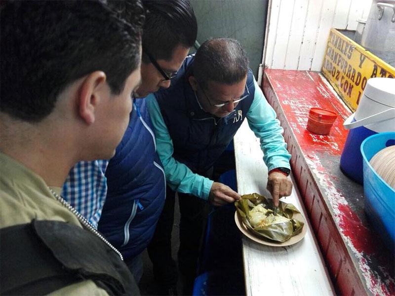 Denuncian que en Veracruz hacen tamales con carne de perro