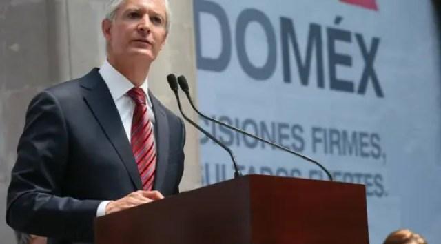 Presenta Alfredo del Mazo Plan de Desarrollo del Estado de México 2017-2023