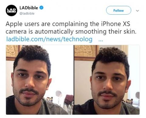 Usuarios reportan un grave error con el iPhone XS Max