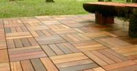 Teak Outdoor Flooring - Landscapers - Seva Call Blog