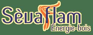 Logo Sèvaflam Énergie Bois