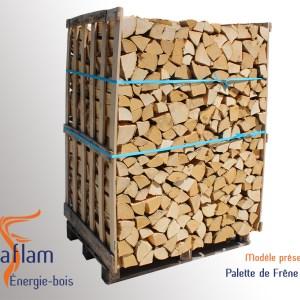 Bois bûche 1er choix Quartier d'Hiver (essences G1) – 50 cm
