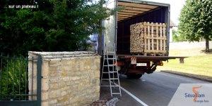 Livraison secteur Lons-le-Saunier semaine 35