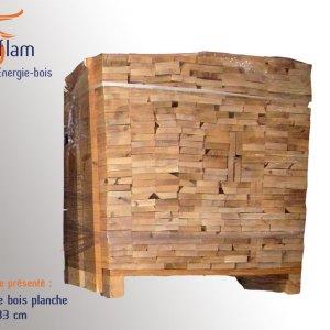 Bois planche Sec séchoir 1er choix (essences G1) – 33 cm