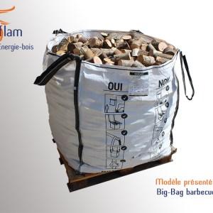 Big-Bag à barbecue pour vos grillades – 1 m³